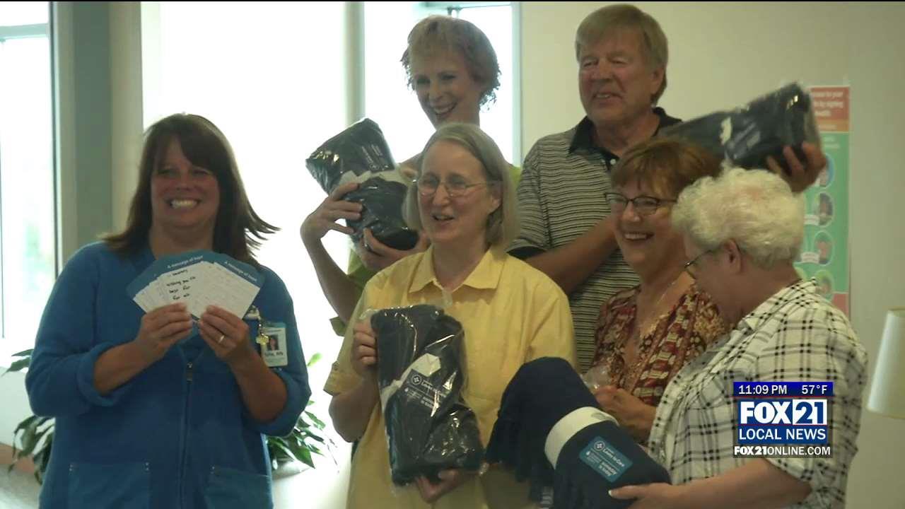 Miller Hill Subaru >> Miller Hill Subaru Donates Blankets To Cancer Center