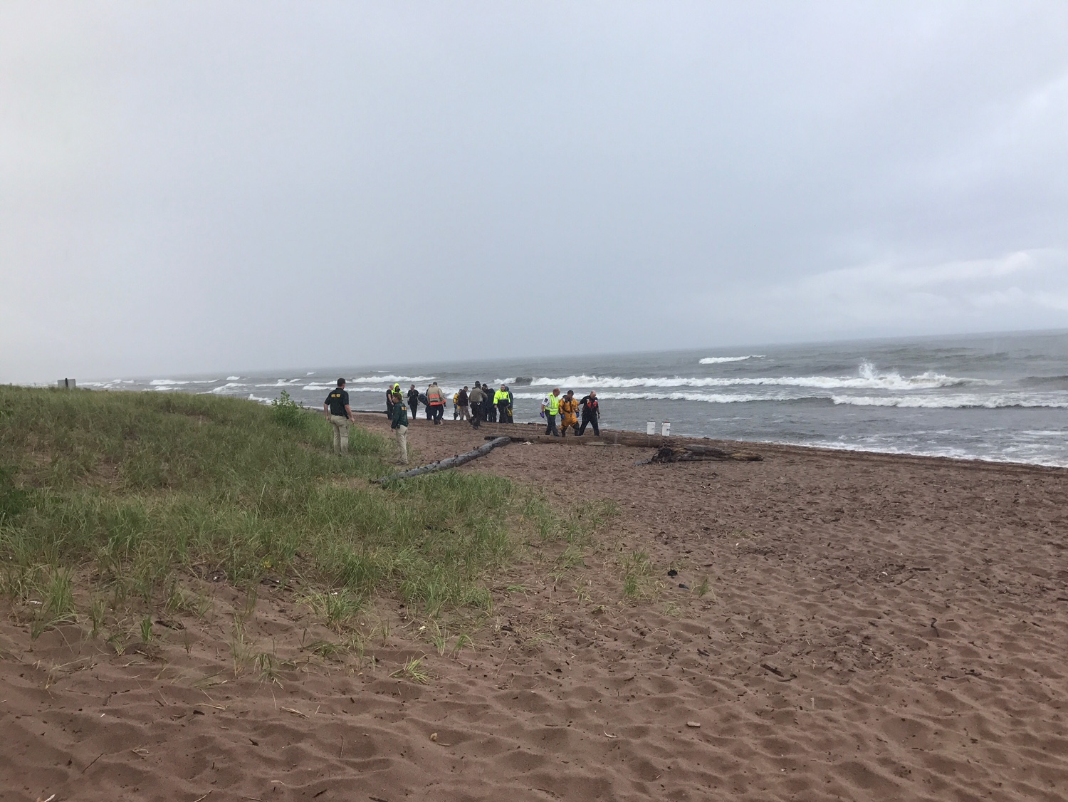Father & Daughter Who Died In Lake Superior ID'd