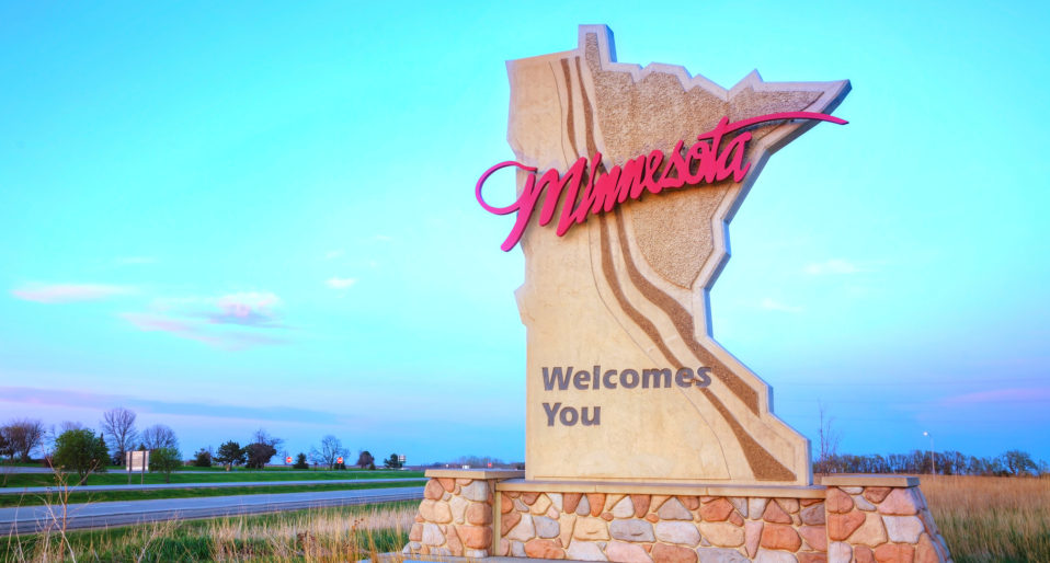 Minnesota is the happiest state