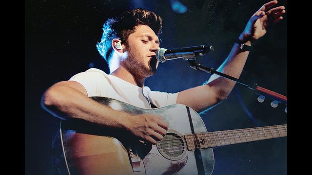 Niall Horan announces release date of debut solo album, 'Flicker'