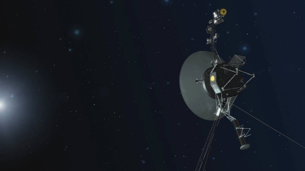 NASA successfully fires Voyager 1 thrusters after 37 years
