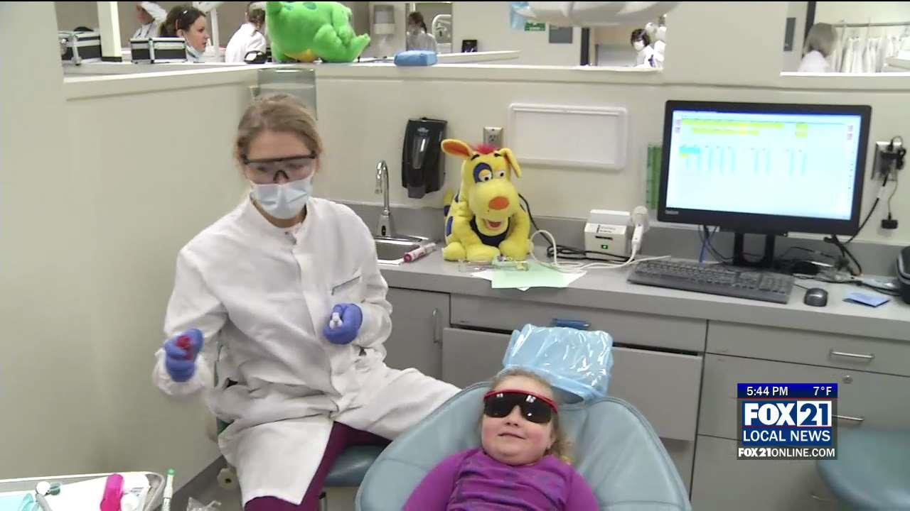 Lake Superior College Students Open Free Dental Hygiene