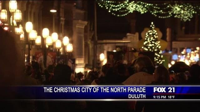 the christmas city of the north parade fox21online - Christmas City Of The North Parade