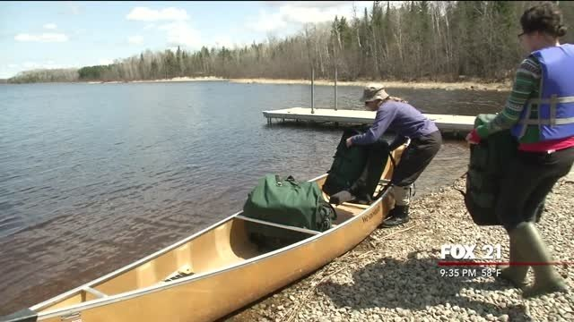 Wisconsin Researchers Find Microplastics in Boundary Water