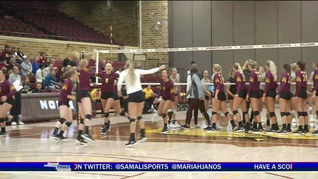 Totino Grace Falls In Section Volleyball Final
