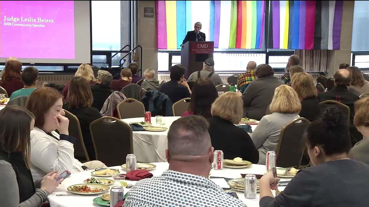 UMD Shows Support for National Coming Out Day - Fox21Online