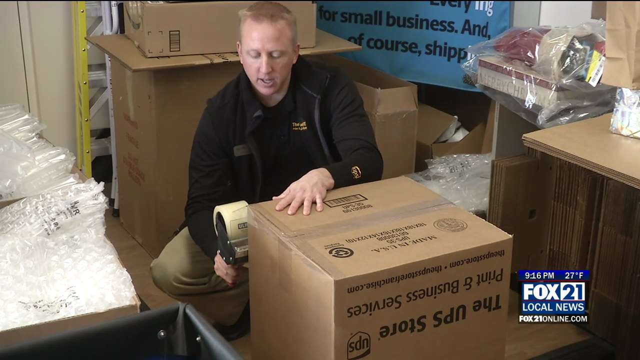 UPS Stresses Importance of Shipping Safety This Holiday