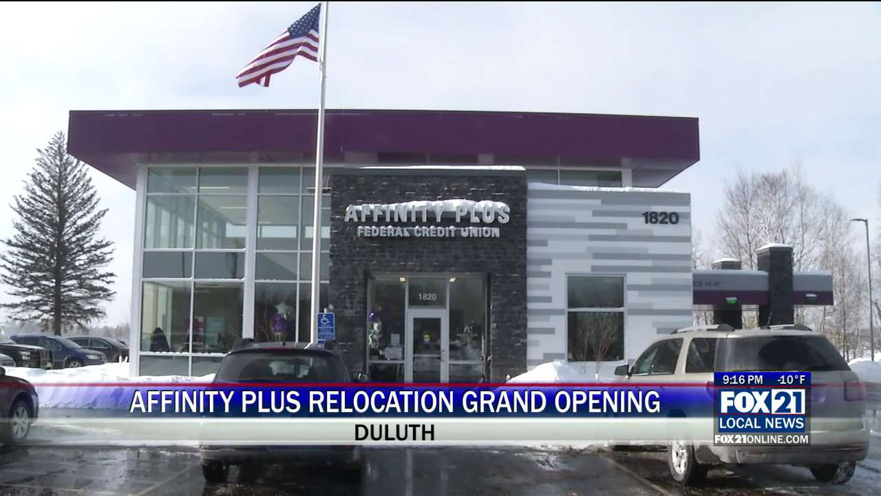 Affinity Plus Credit Union >> Affinity Plus Credit Union Opens In New Location Fox21online