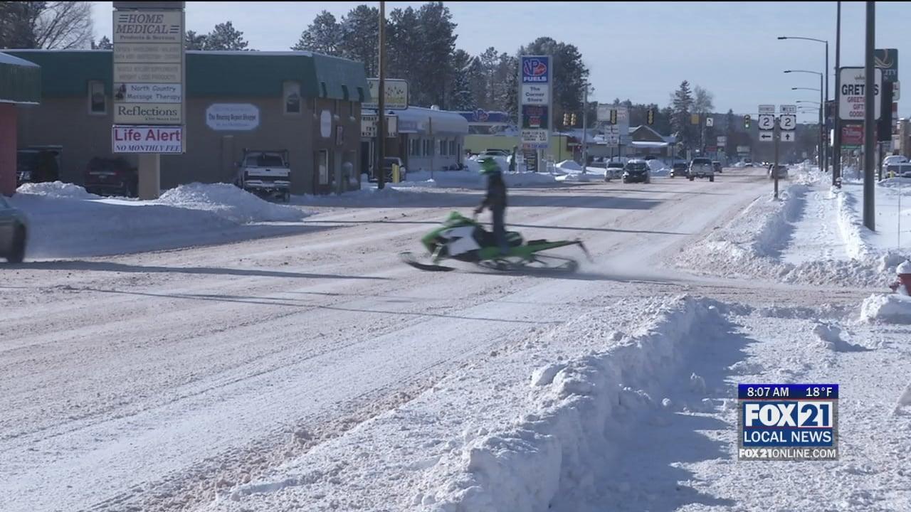 Heavy Lake Effect Snow Benefits - FOX 21 Online