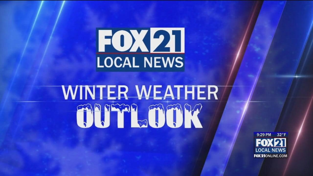 2019-2020 Winter Weather Outlook - FOX 21 Online