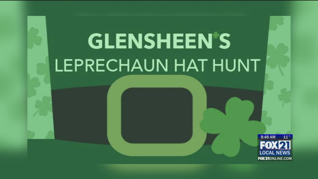 Glensheen Mansion March Fun
