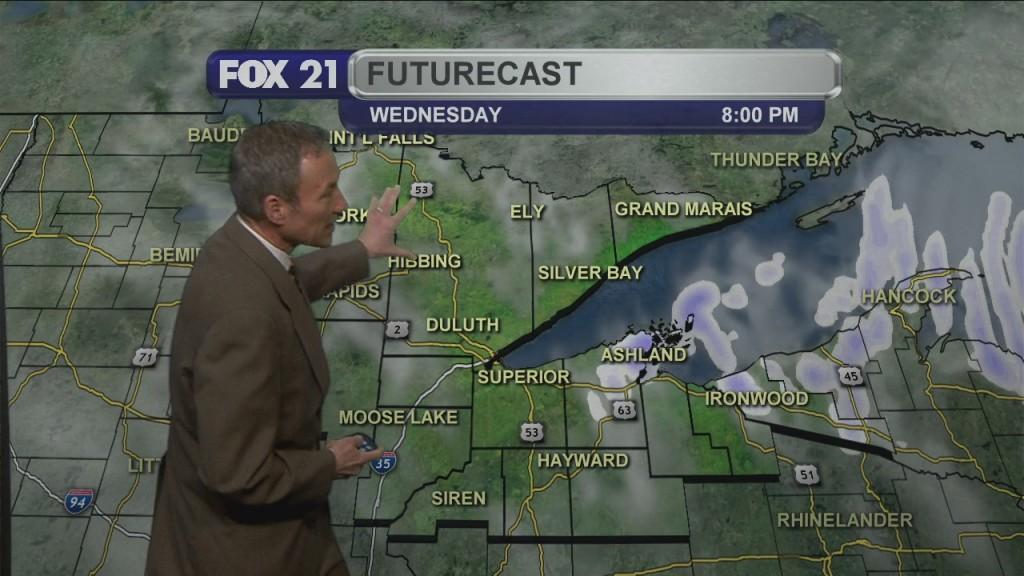 Wednesday, February 26, 2020, Evening Weather