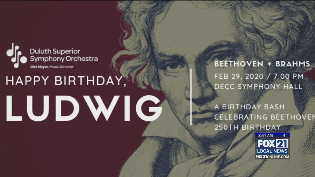 Happy Birthday Ludwig