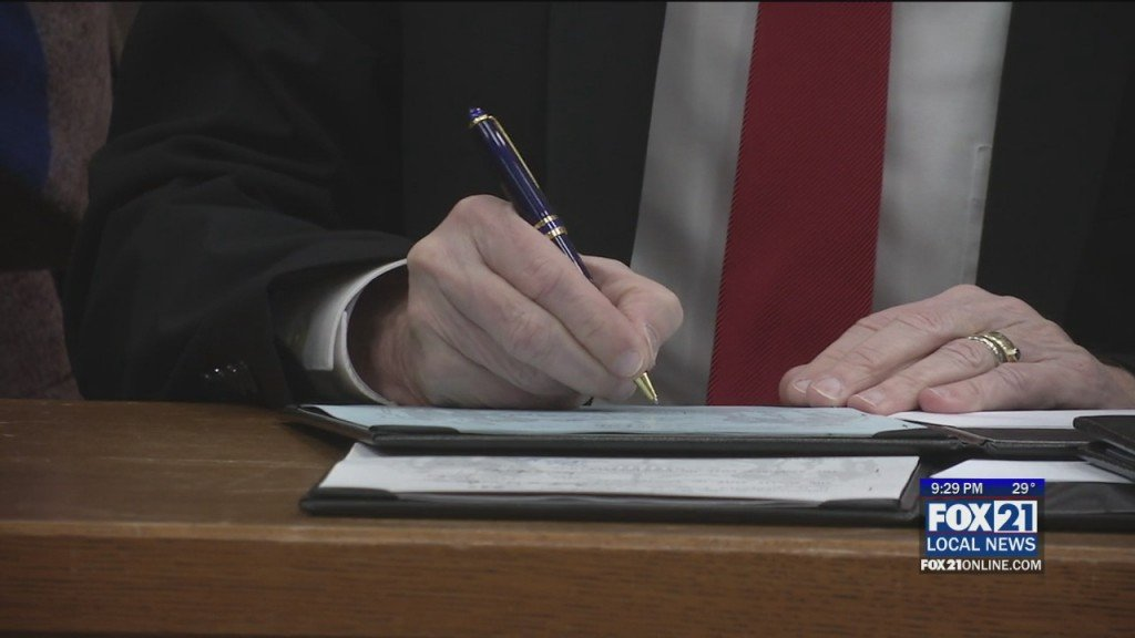 Gov. Evers Signs Mental Health Bills Into Law