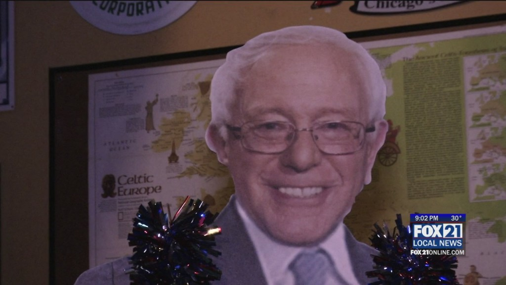 Bernie Sanders Watch Party