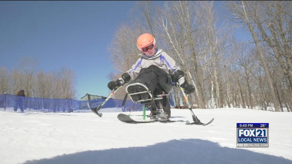 Mono Skiing
