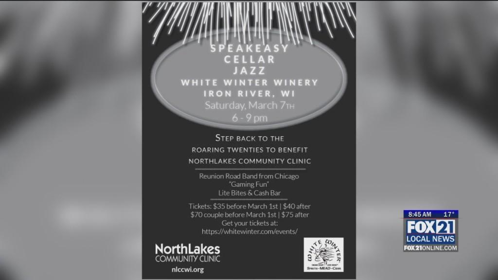 Speakeasy Fundraiser