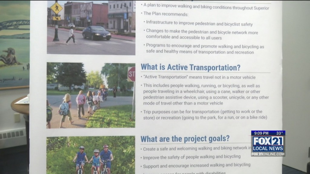 Superior Active Transportation