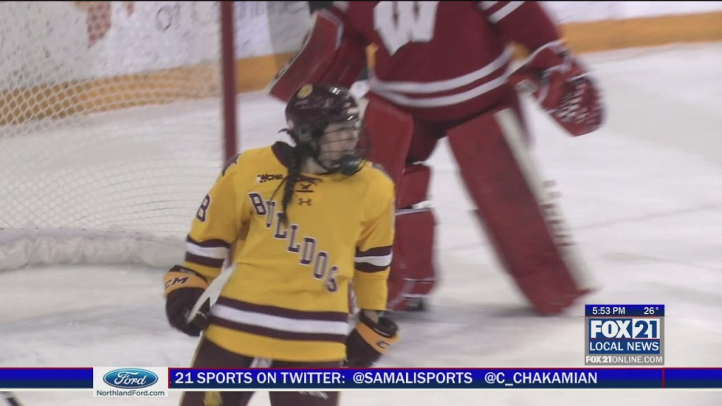 Umd Womens Hockey