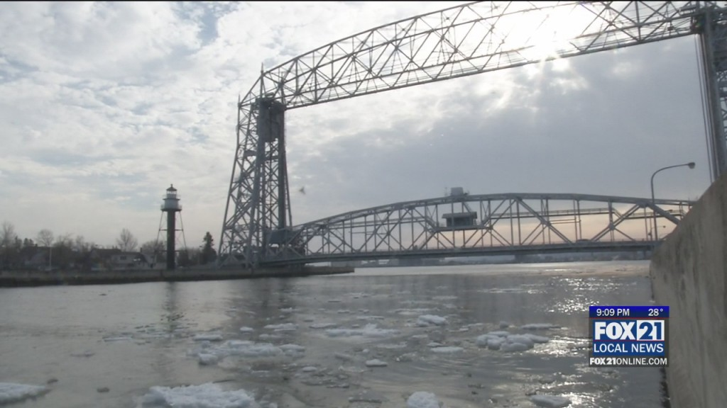 Lift Bridge Repairs