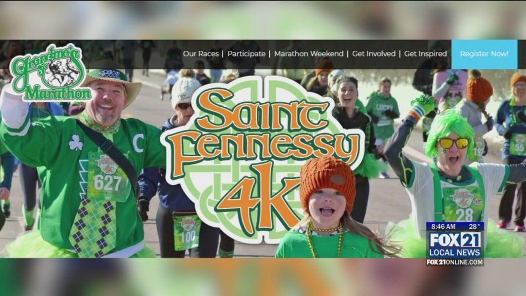 Saint Fennessy 4k