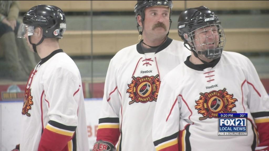 Police Vs. Fire Hockey
