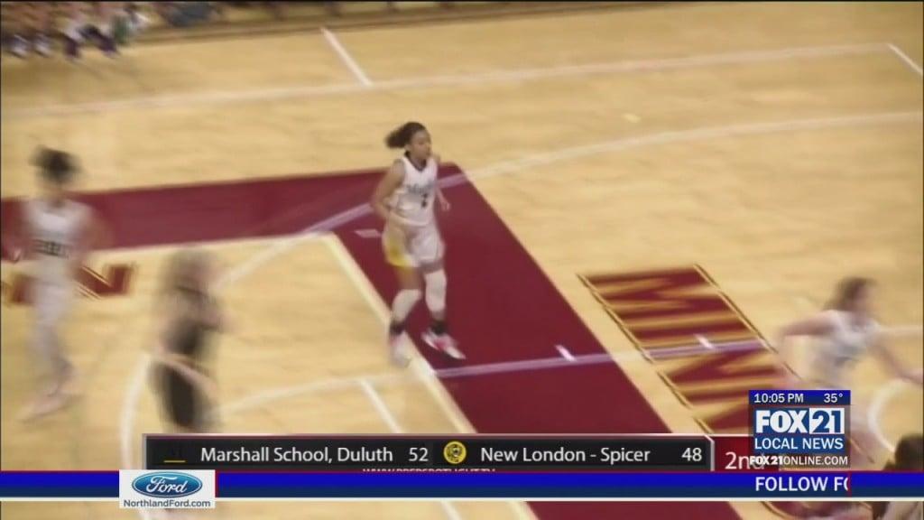 Marshall Basketball
