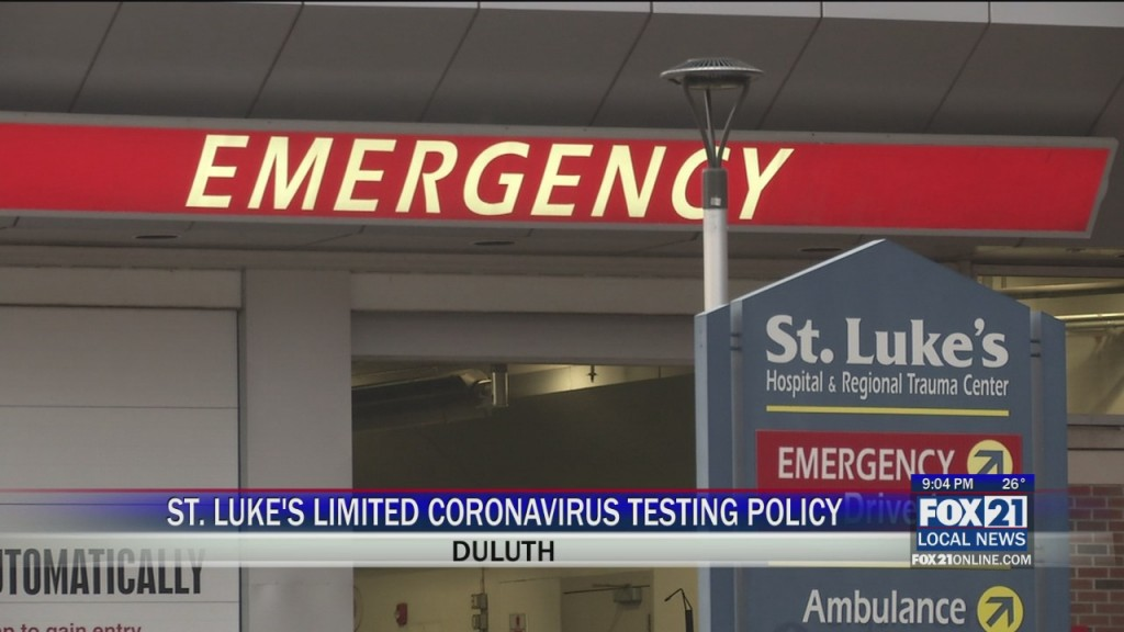 St. Luke's Coronavirus