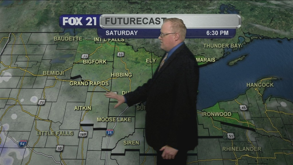 Friday March 20, 2020, Evening Forecast