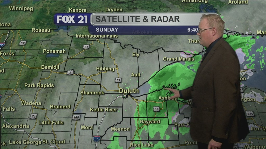Sunday March 29, 2020, Evening Forecast