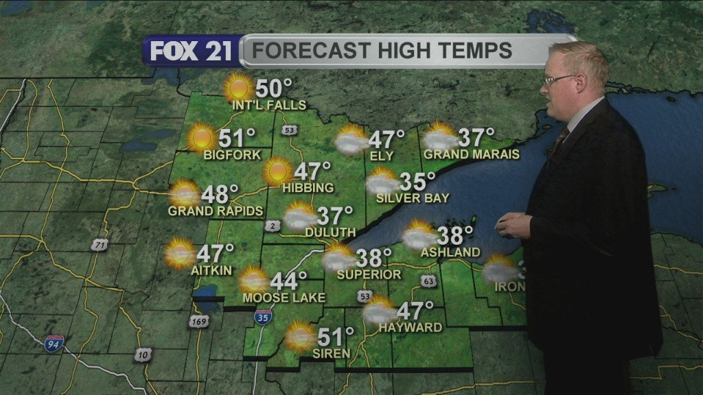 Monday March 30, 2020, Evening Forecast