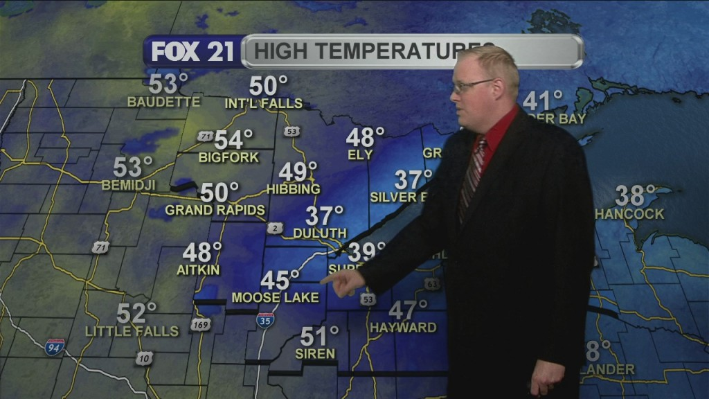 Tuesday March 31, 2020, Evening Forecast