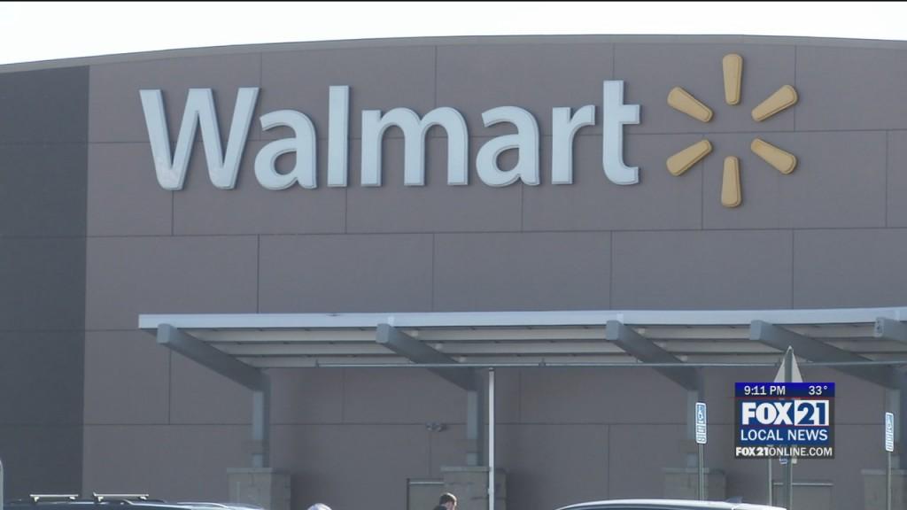 Walmart Temps