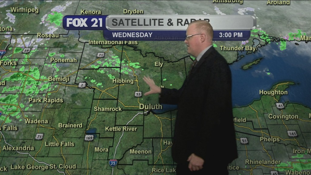 Wednesday April 8, 2020, Evening Forecast