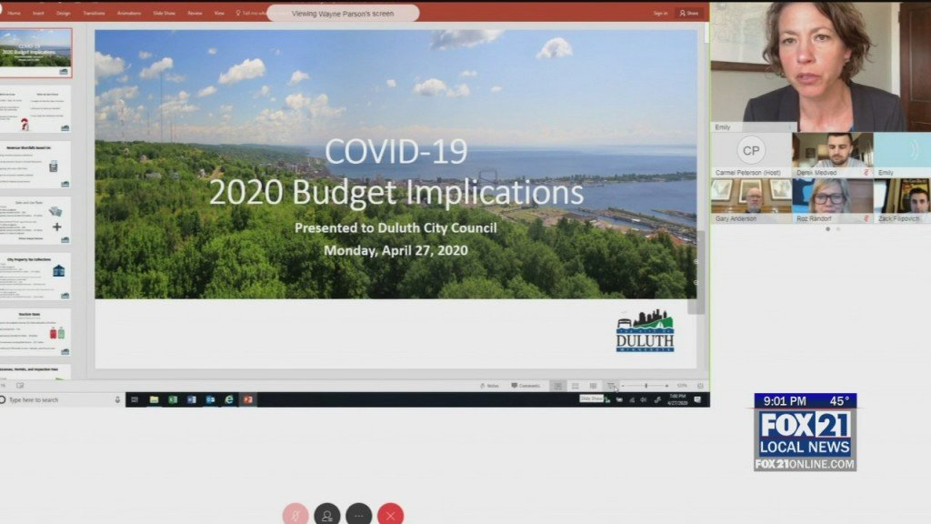 Budget Council