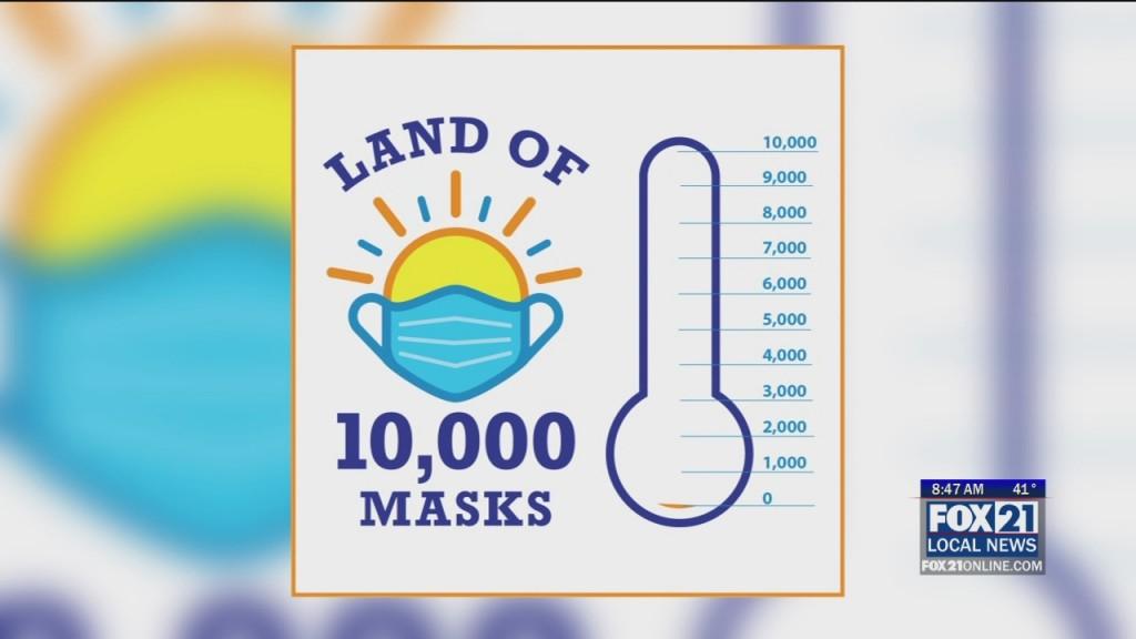 Land Of 10000 Masks
