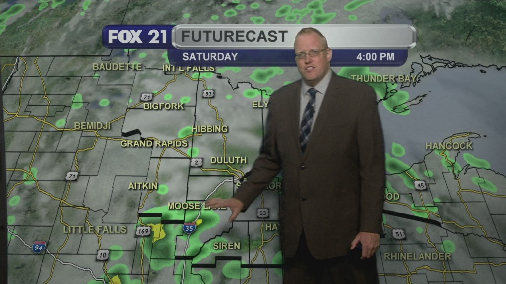 Friday May 22, 2020, Evening Forecast