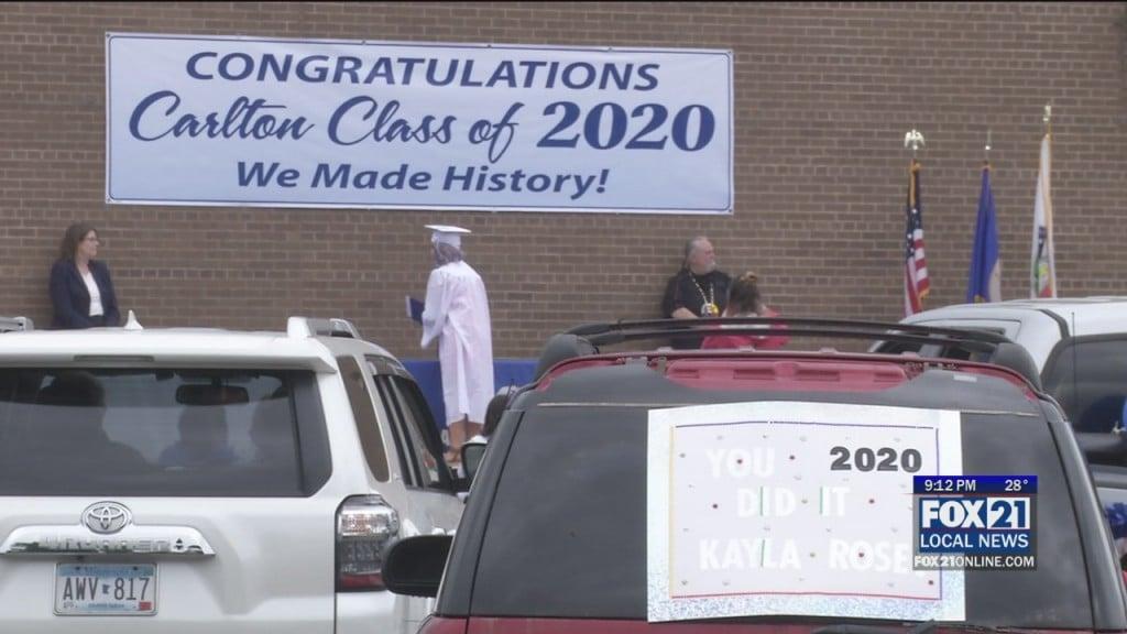 Carlton Graduation