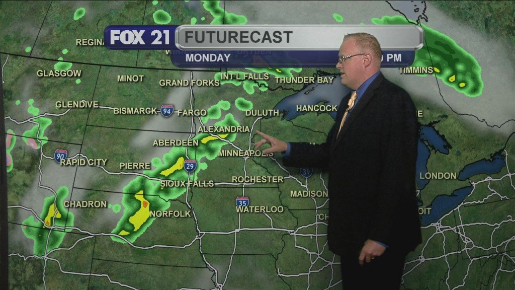 Saturday June 6, 2020, Evening Forecast