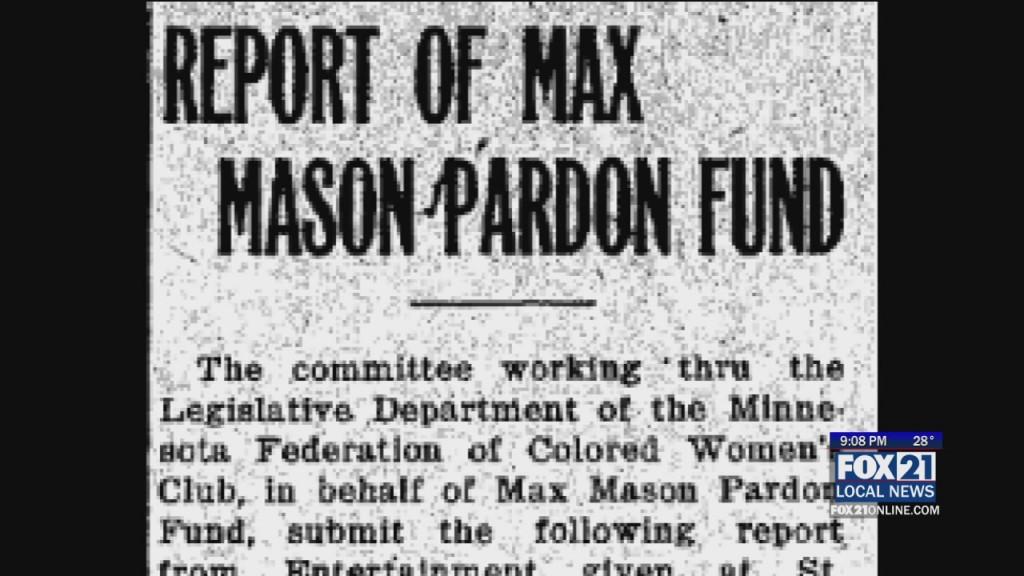 Max Mason Case