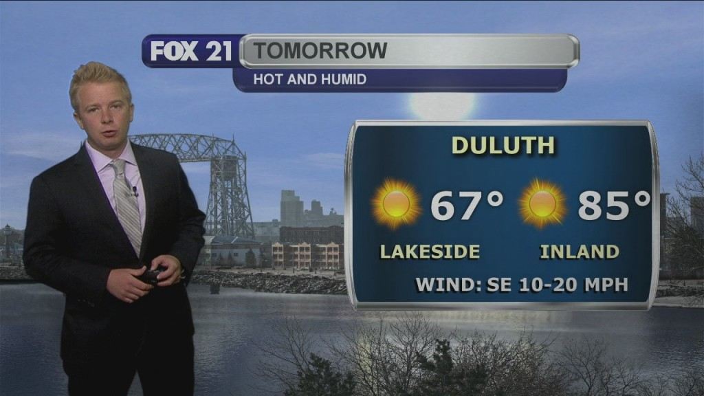 Tuesday, June 16th Evening Weather Forecast