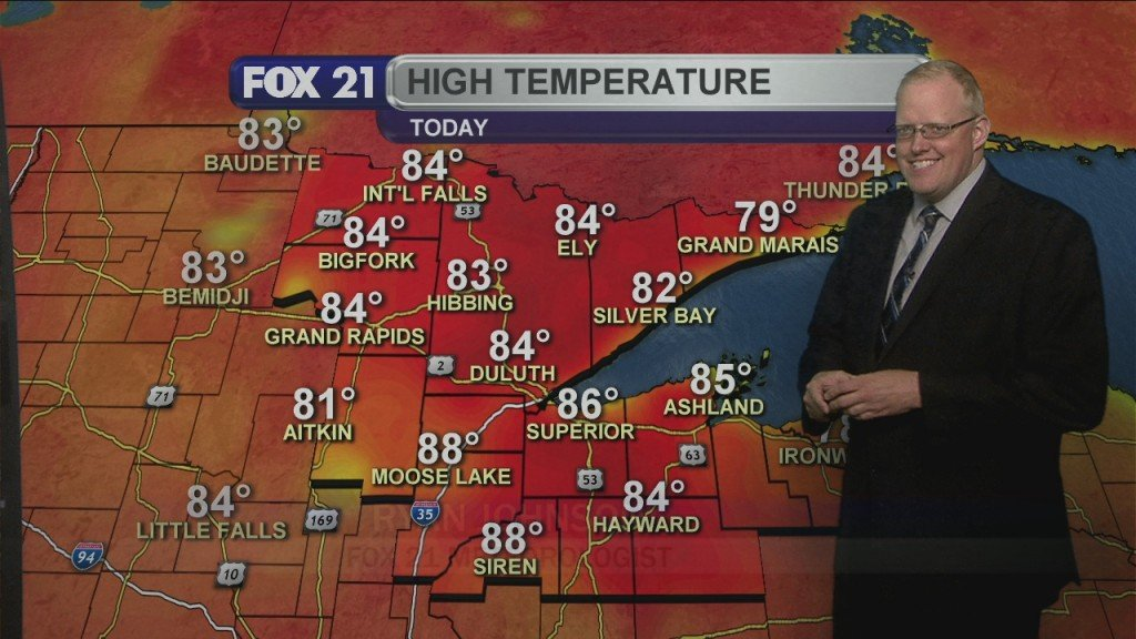 Saturday June 27, 2020, Evening Forecast