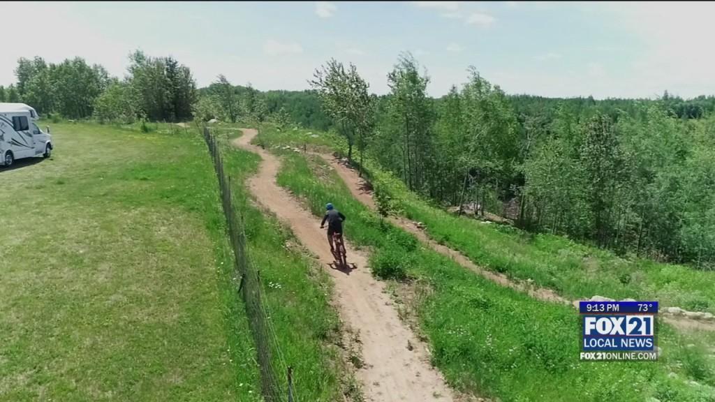 Redhead Mountain Biking
