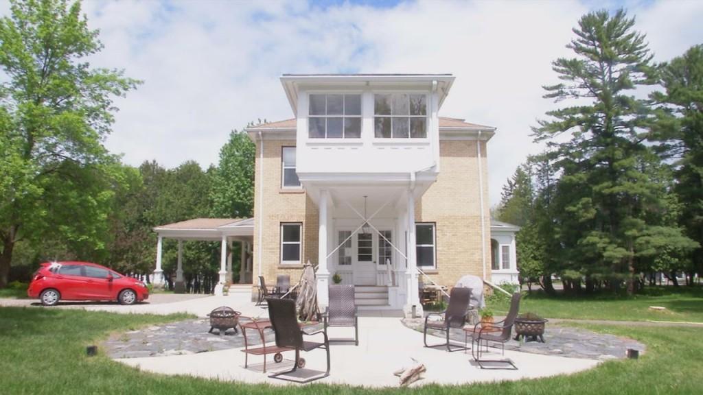 Oldenberg House