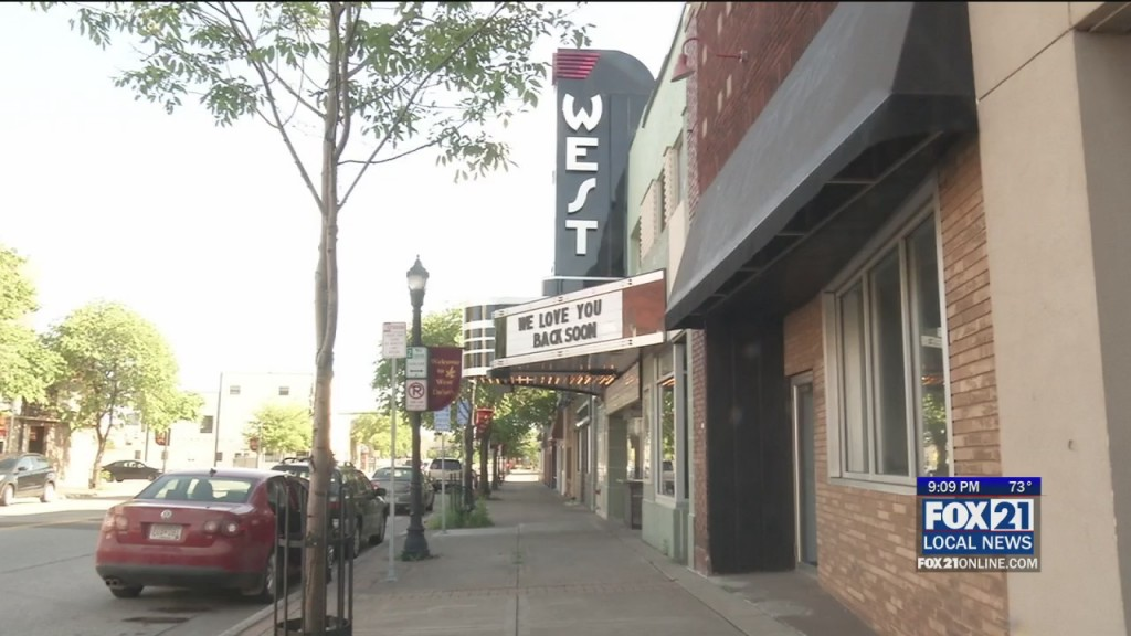 West Theater Reopening