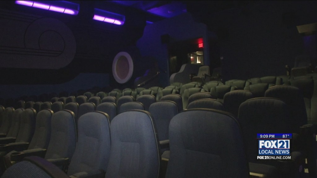 West Theater Opens