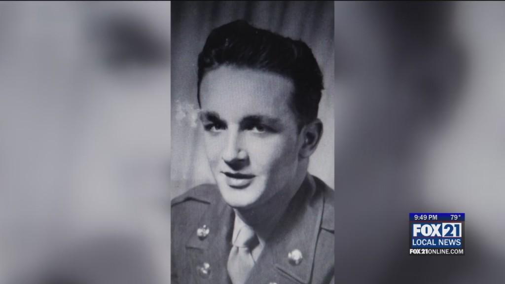Korean War Veteran Remembered