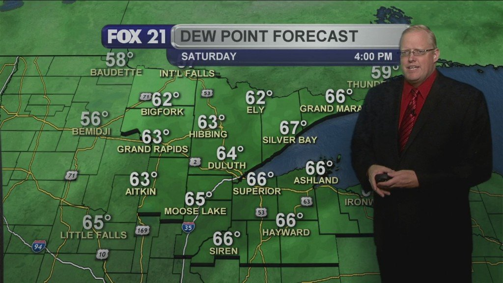 Friday July 31, 2020, Weekend Forecast