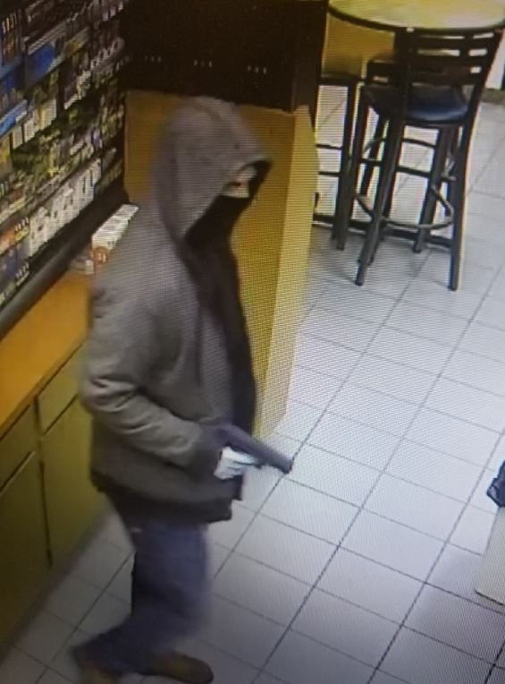 Armed Robbery Suspect 2