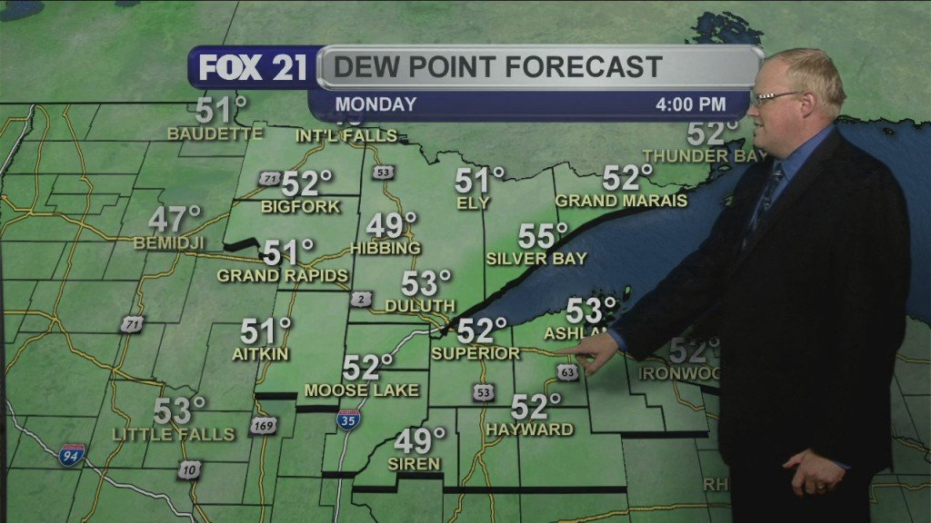 Sunday August 2, 2020, Evening Forecast